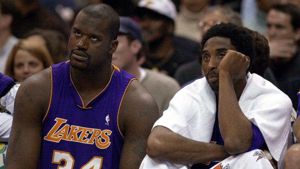 Shaquille O'Neal, Kobe Bryant