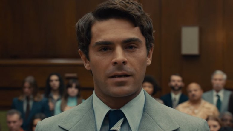 Zac Efron comme Ted Bundy