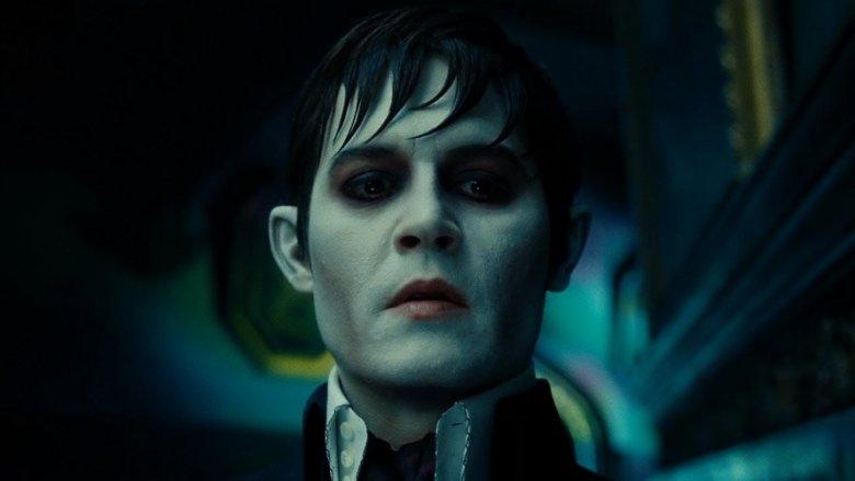 Johnny Depp dans Dark Shadows