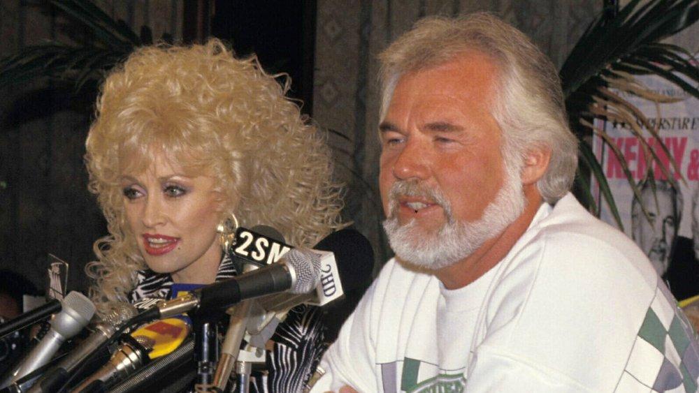 La vraie raison pour laquelle Dolly Parton et Kenny Rogers ...