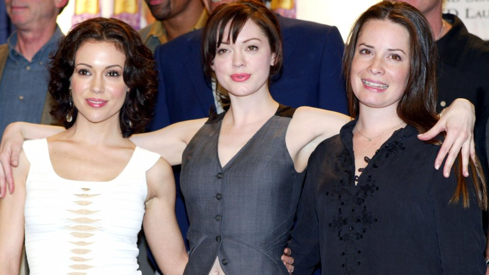 Alyssa Milano, Rose McGowan, Holly Marie Combs