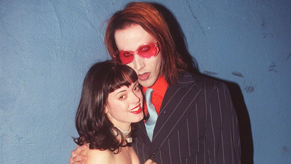 Rose McGowan, Marilyn Manson