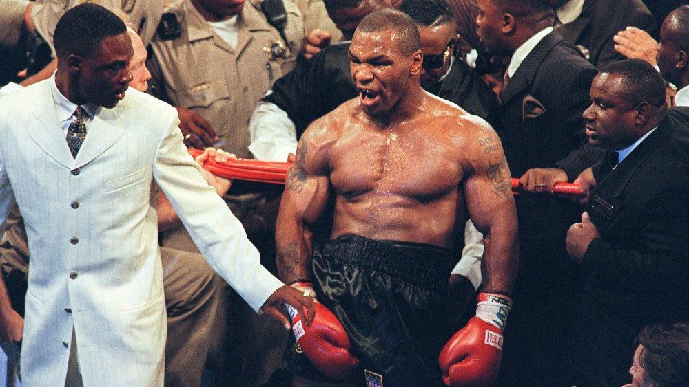 Mike Tyson 1999