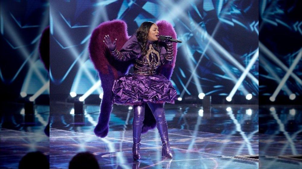 Kandi Buress comme Night Angel
