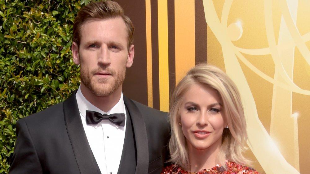 Brooks Laich et Julianne Hough
