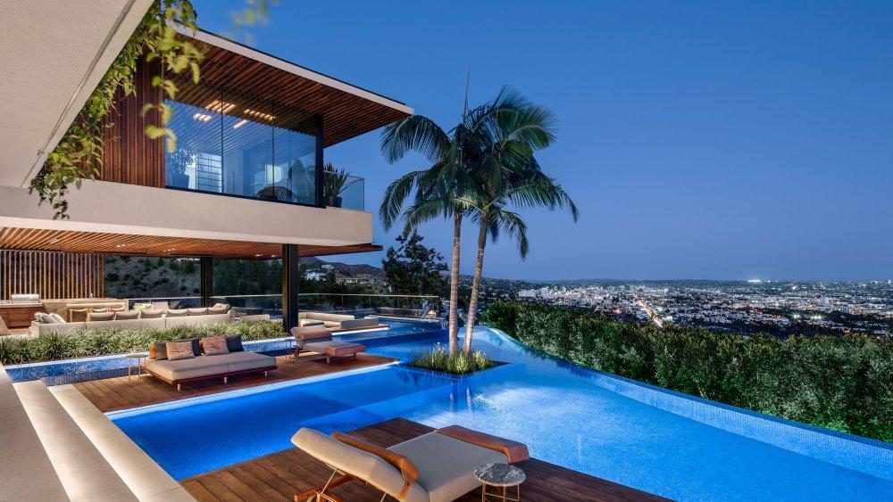 Maison Hillside de 40 millions de dollars