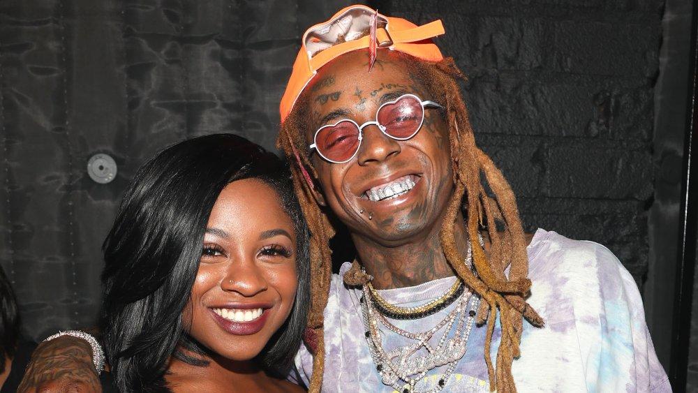 Reginae Carter et Lil 'Wayne