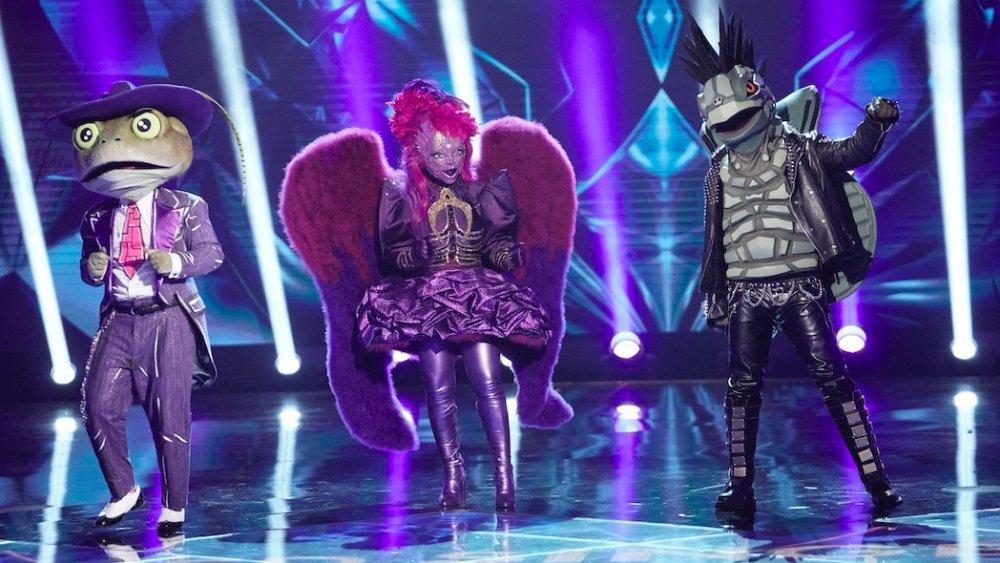 Les finalistes de la saison 3 de The Masked Singer
