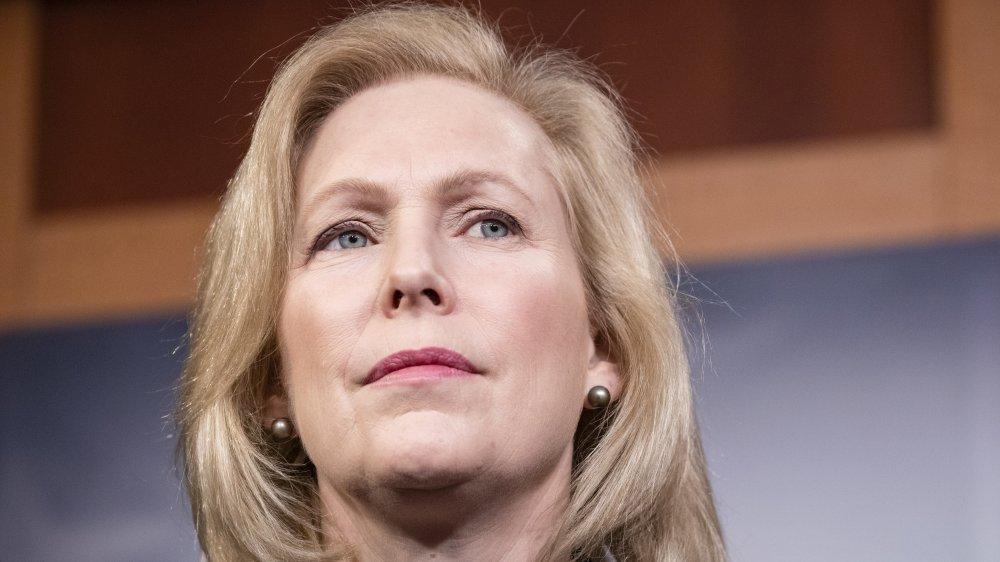 Le sénateur Kirsten Gillibrand
