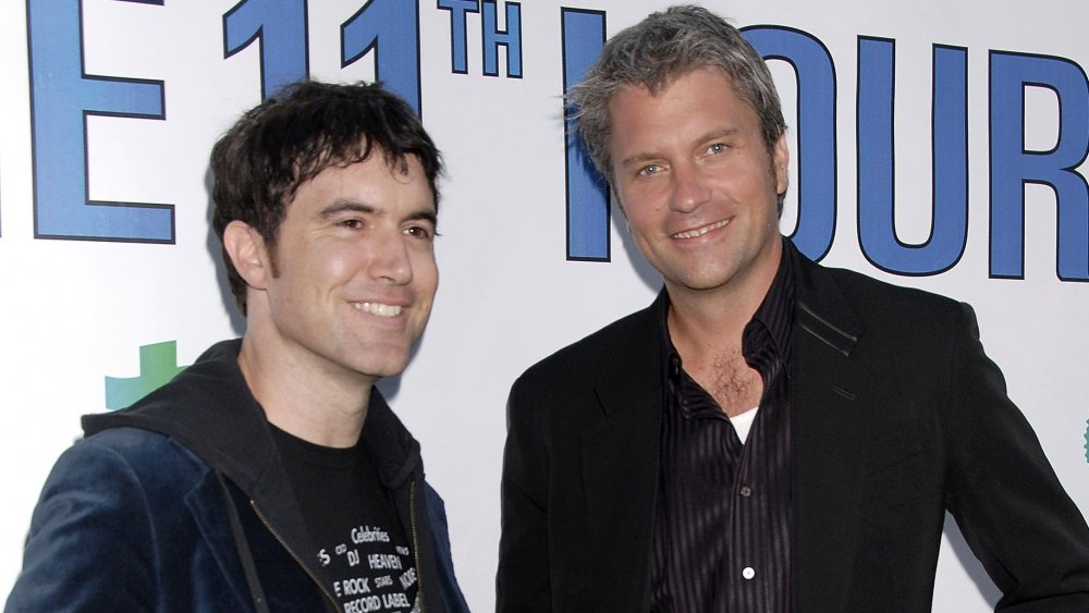 MySpace co-founders Tom Anderson and Chris DeWolfe
