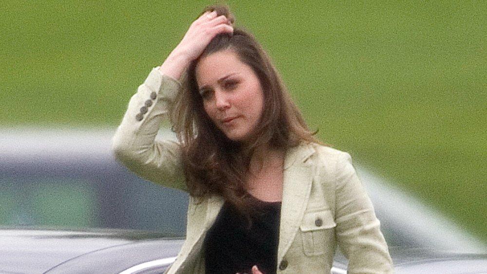 Kate Middleton semble stressée