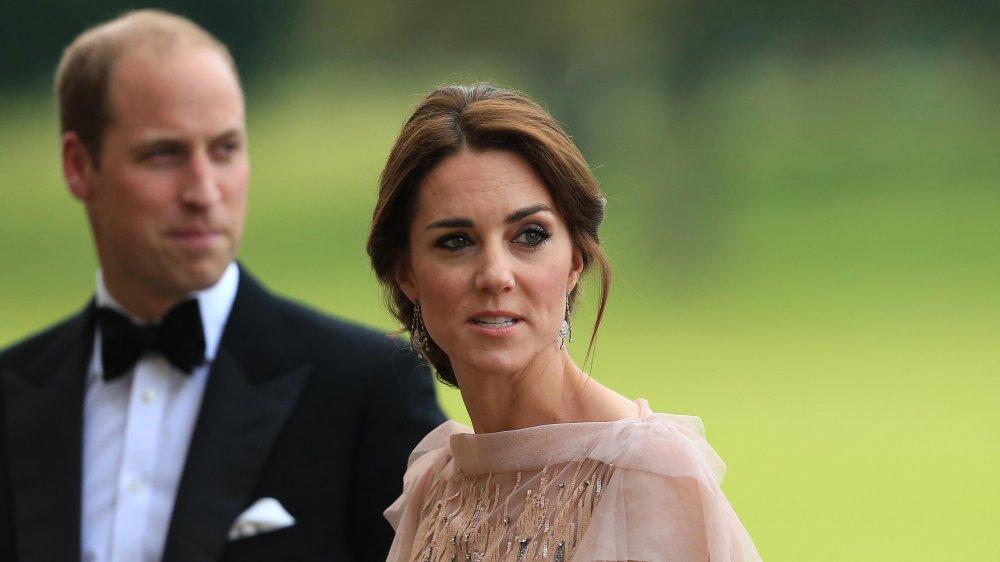 Le prince William et Kate Middleton ont l'air malheureux lorsqu'ils sont photographiés