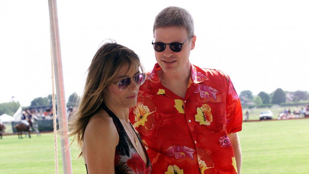 Elizabeth Hurley et Steve Bing