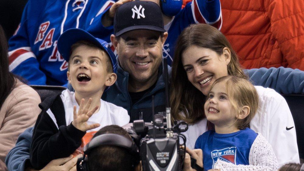 Carson Daly, Siri Pinter et leurs enfants