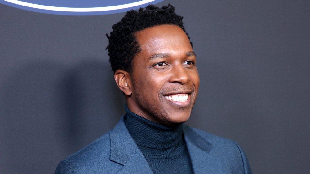 Leslie Odom Jr.assiste à la 51e NAACP Image Awards, présenté par BET, au Pasadena Civic Auditorium