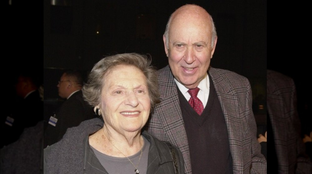Carl et Estelle Reiner