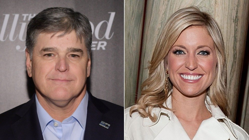 Sean Hannity et Ainsley Earhardt