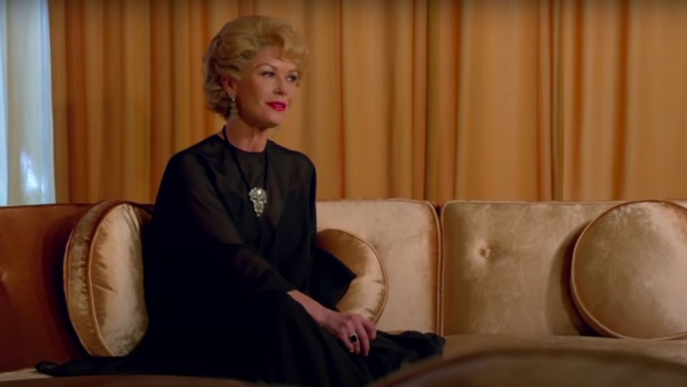 Catherine Zeta-Jones dépeignant Olivia de Havilland dans Feud: Bette et Joan