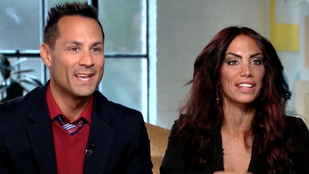 Charlie Balducci et sa femme Sabrina