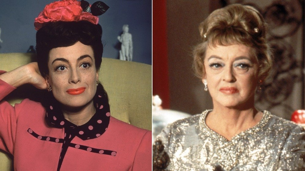 Joan Crawford et Bette Davis se séparent