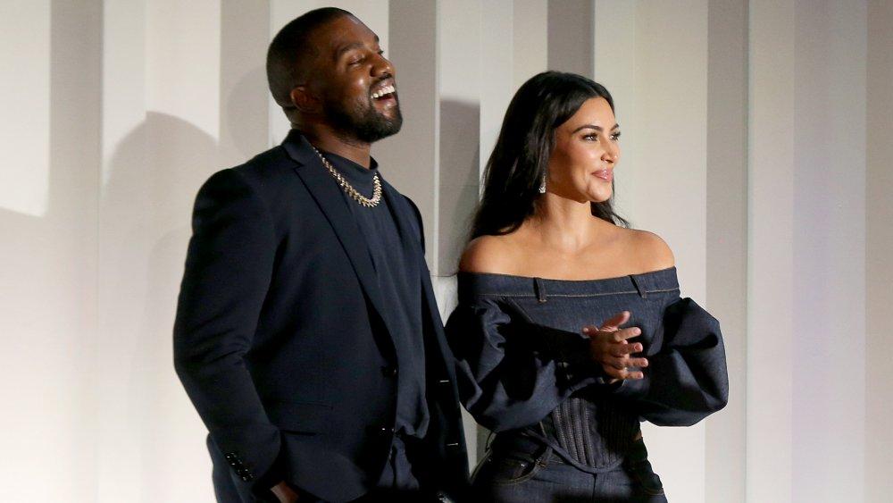 Kanye West et Kim Kardashian West aux WSJ Innovator Awards 2019