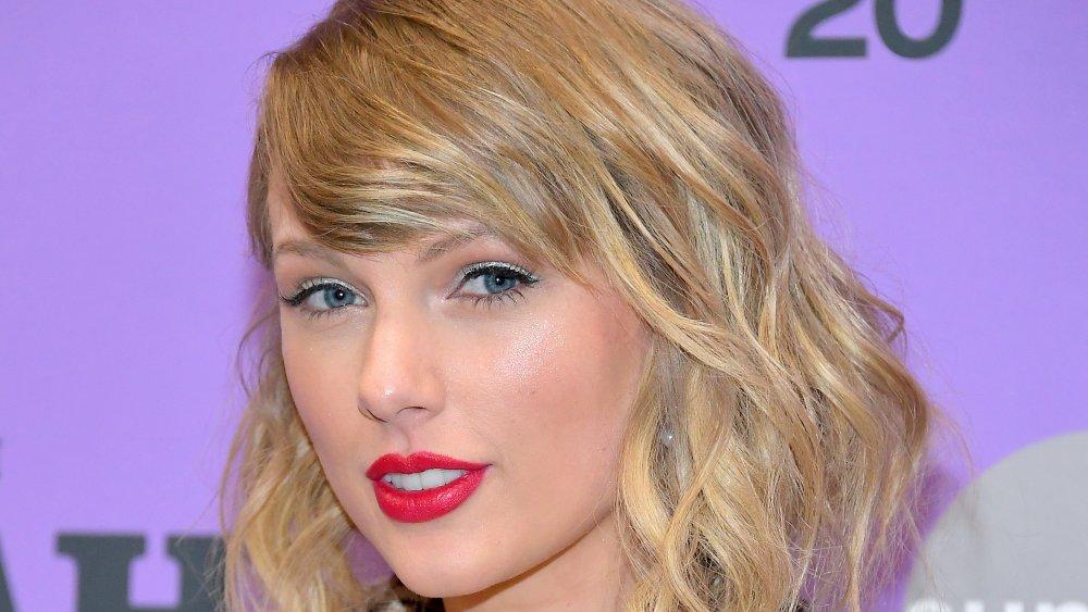 """Taylor Swift assiste au Festival du film de Sundance 2020 - Première """"Miss Americana"""" au théâtre Eccles Center"""