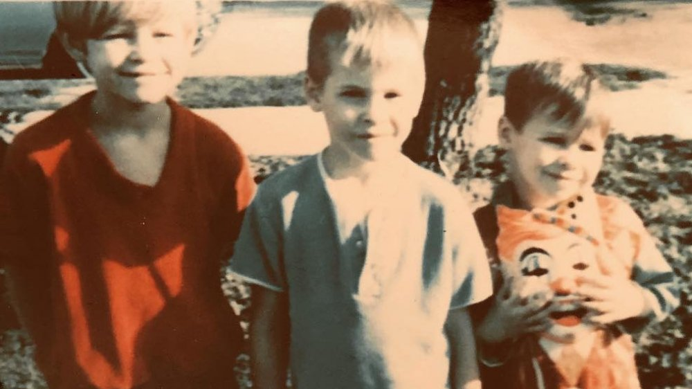 Mark Kilmer, Val Kilmer et Wesley Kilmer sur une photo de retour publiée sur Instagram de Val