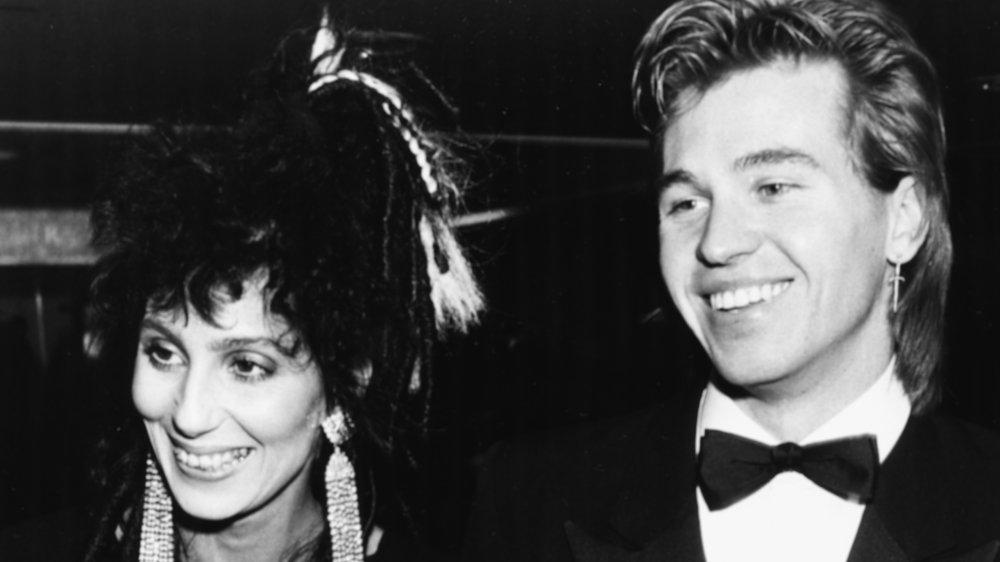 Cher et Val Kilmer aux BAFTA Awards