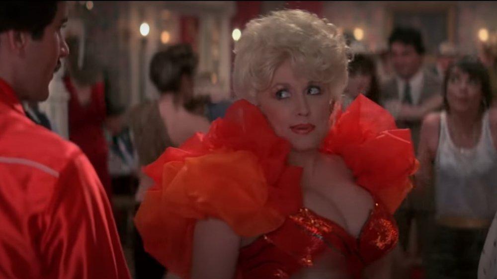 Dolly Parton en 1982, The Best Little Whorehouse au Texas à 36 ans
