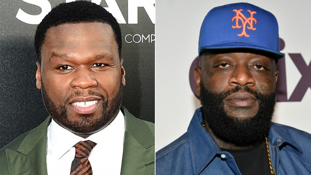 50 Cent, Rick Ross