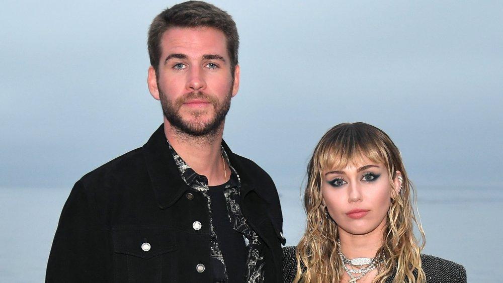 Liam Hemsworth et Miley Cyrus
