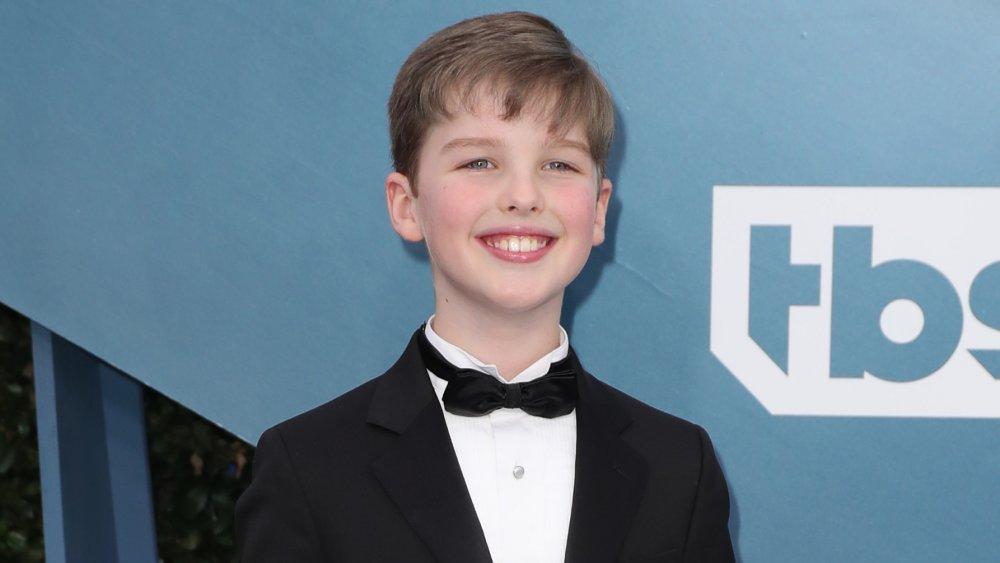 Iain Armitage à la 26e cérémonie annuelle des Screen Actors Guild Awards