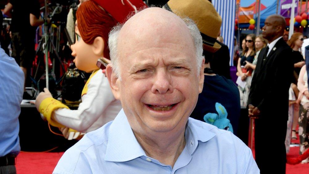 Wallace Michael Shawn à la première de Toy Story 4