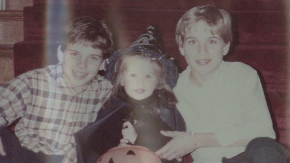 Ashley Biden et ses frères
