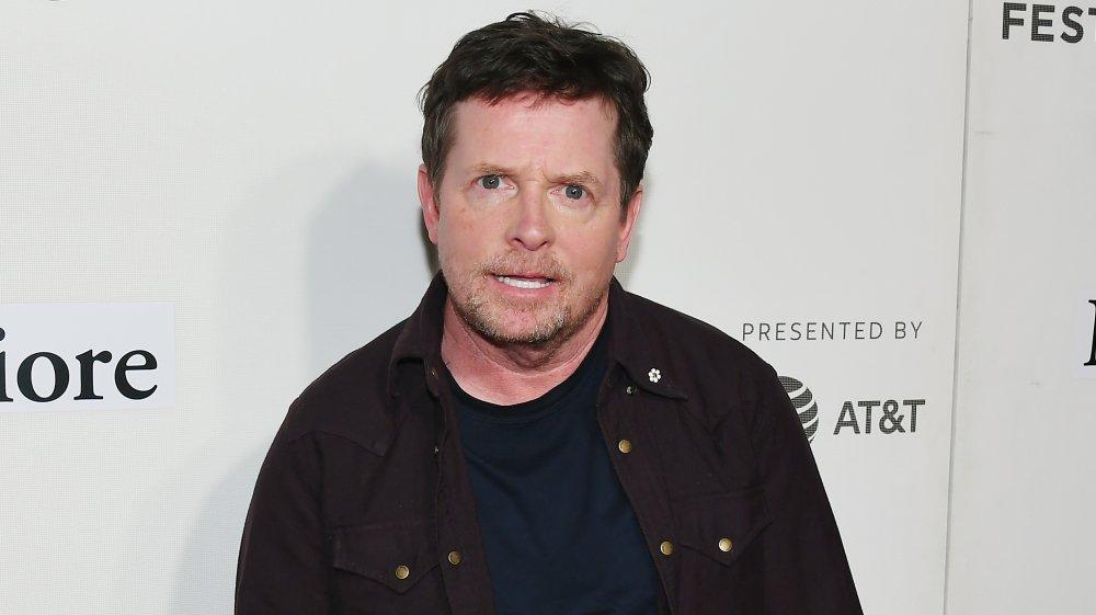 Michael J. Fox au Festival du Film de Tribeca 2019