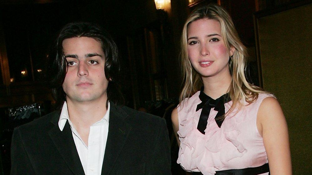 James Gubelmann et Ivanka Trump assistent ensemble à un événement