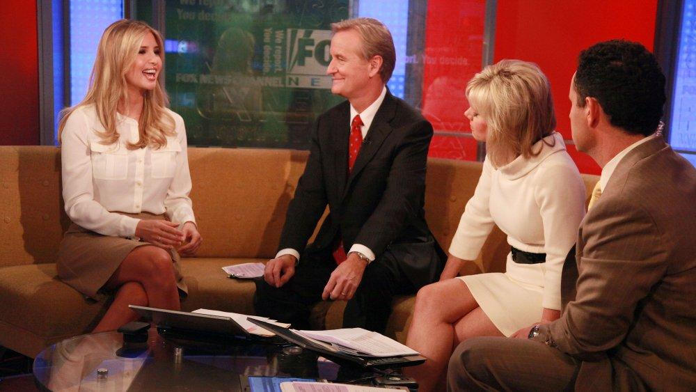 Ivanka Trump interviewée sur Fox & Friends