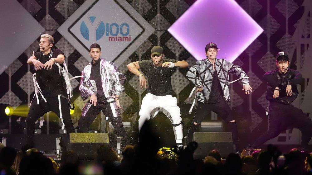 CCCO en concert au Y100 Miami's Jingle Ball