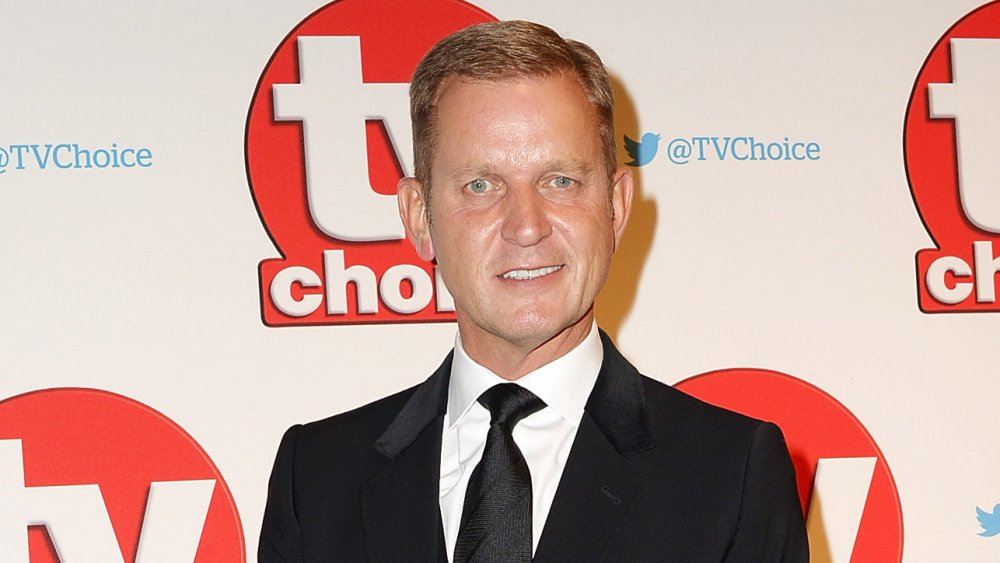 Jeremy Kyle aux TV Choice Awards 2015