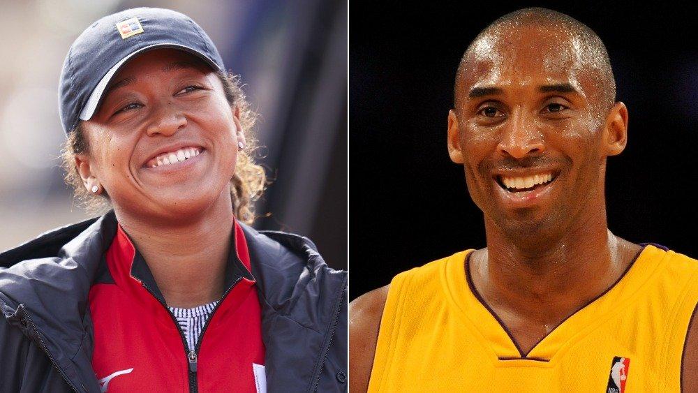 Naomi Osaka et Kobe Bryant