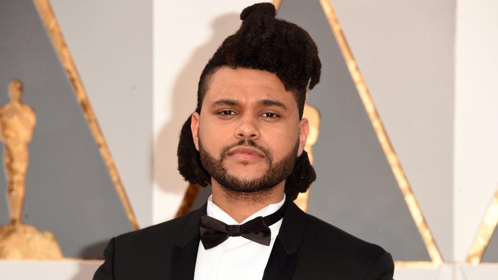 The Weeknd à la 88e cérémonie annuelle des Oscars