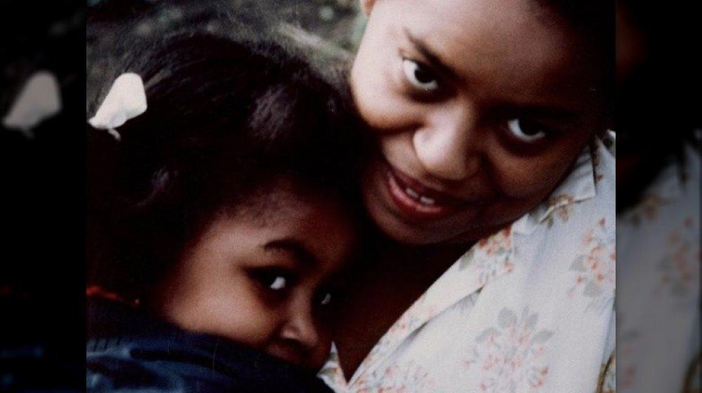 Michelle Obama et sa mère Marian Robinson dans une photo de retour sur Instagram