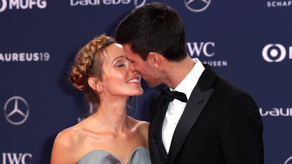 Novak Djokovic, Jelena Djokovic