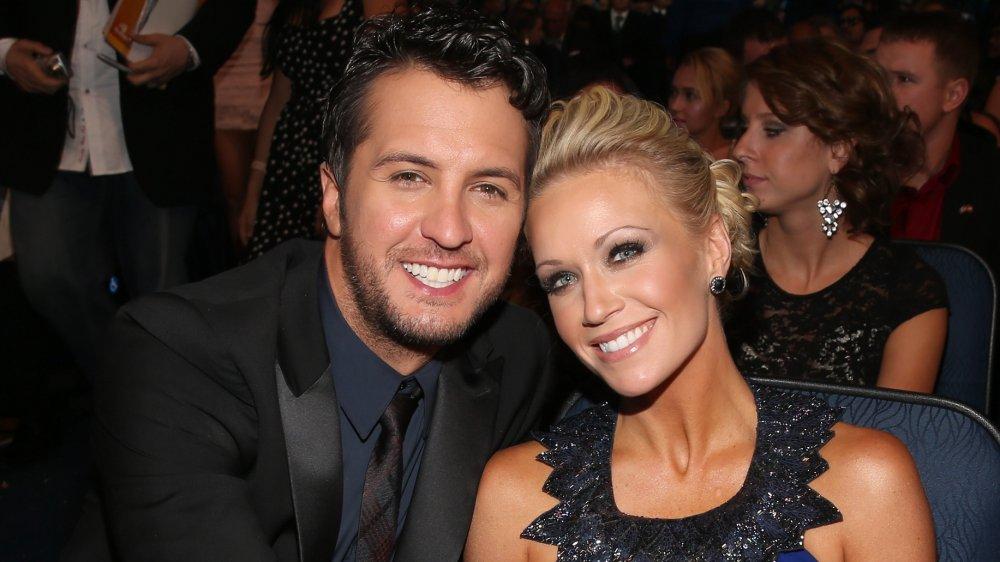 Luke Bryan et Caroline Bryan