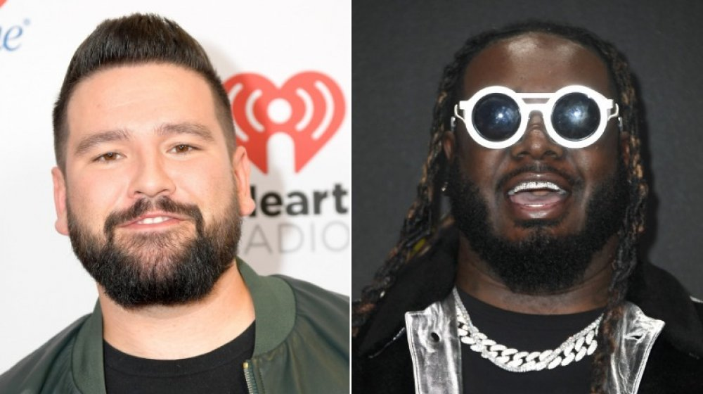 Shay Mooney et T-Pain