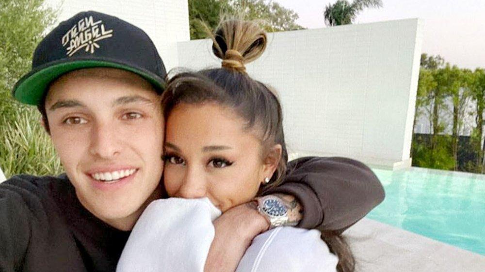 Ariana Grande, Dalton Gomez