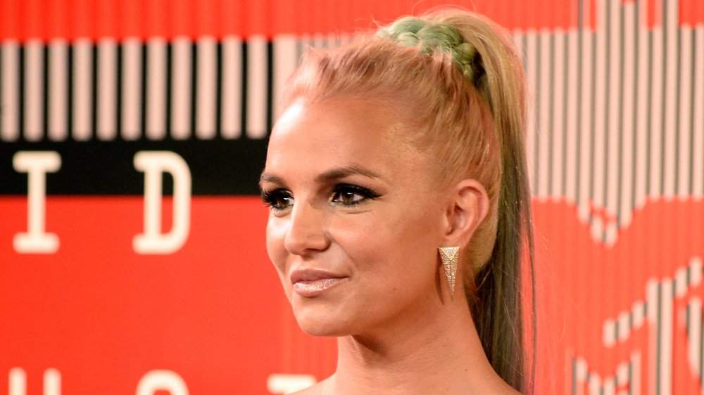 Britney Spears aux MTV Video Music Awards 2015