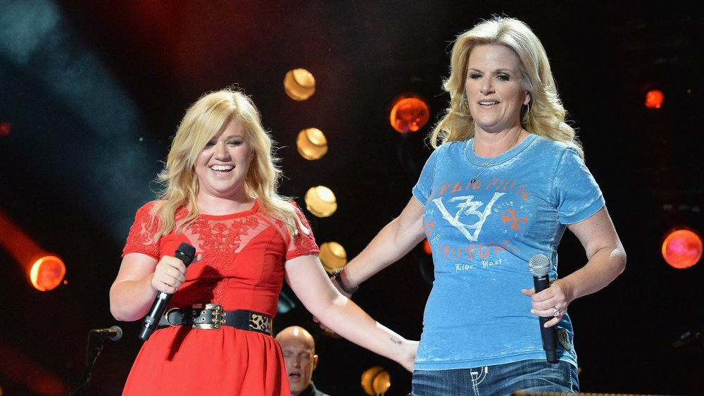 Trisha Yearwood et Kelly Clarkson
