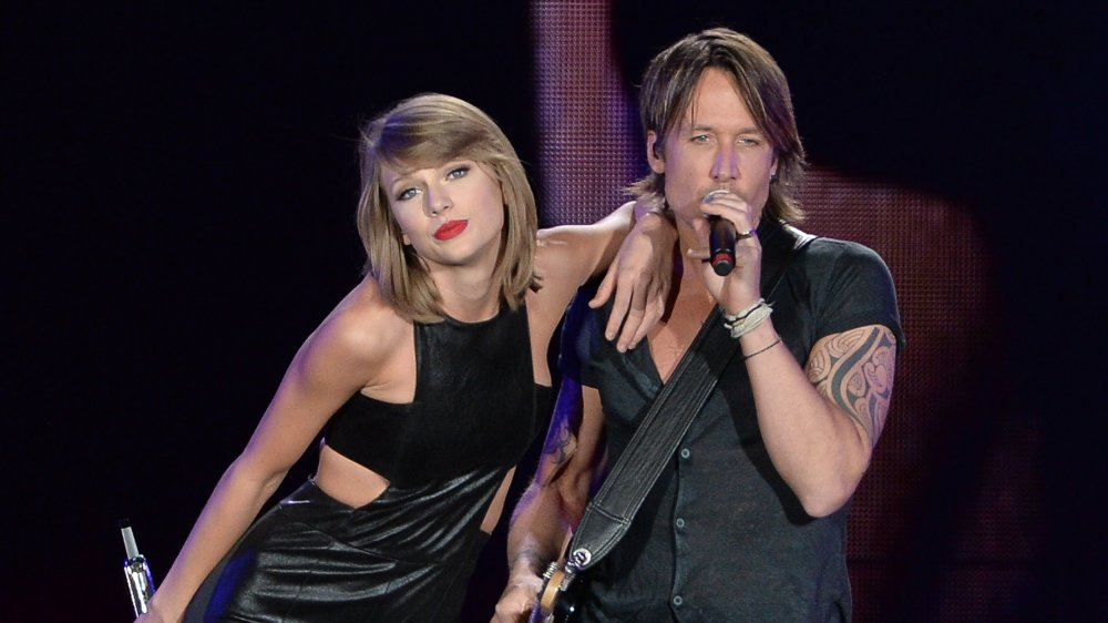 Taylor Swift et Keith Urban