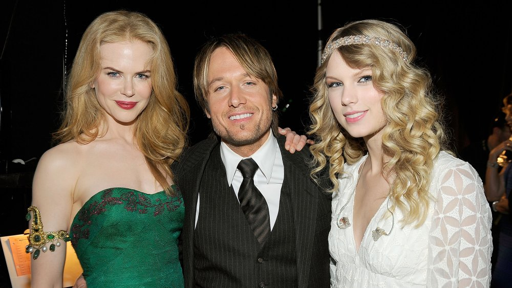 Nicole Kidman, Keith Urban, et Taylor Swift